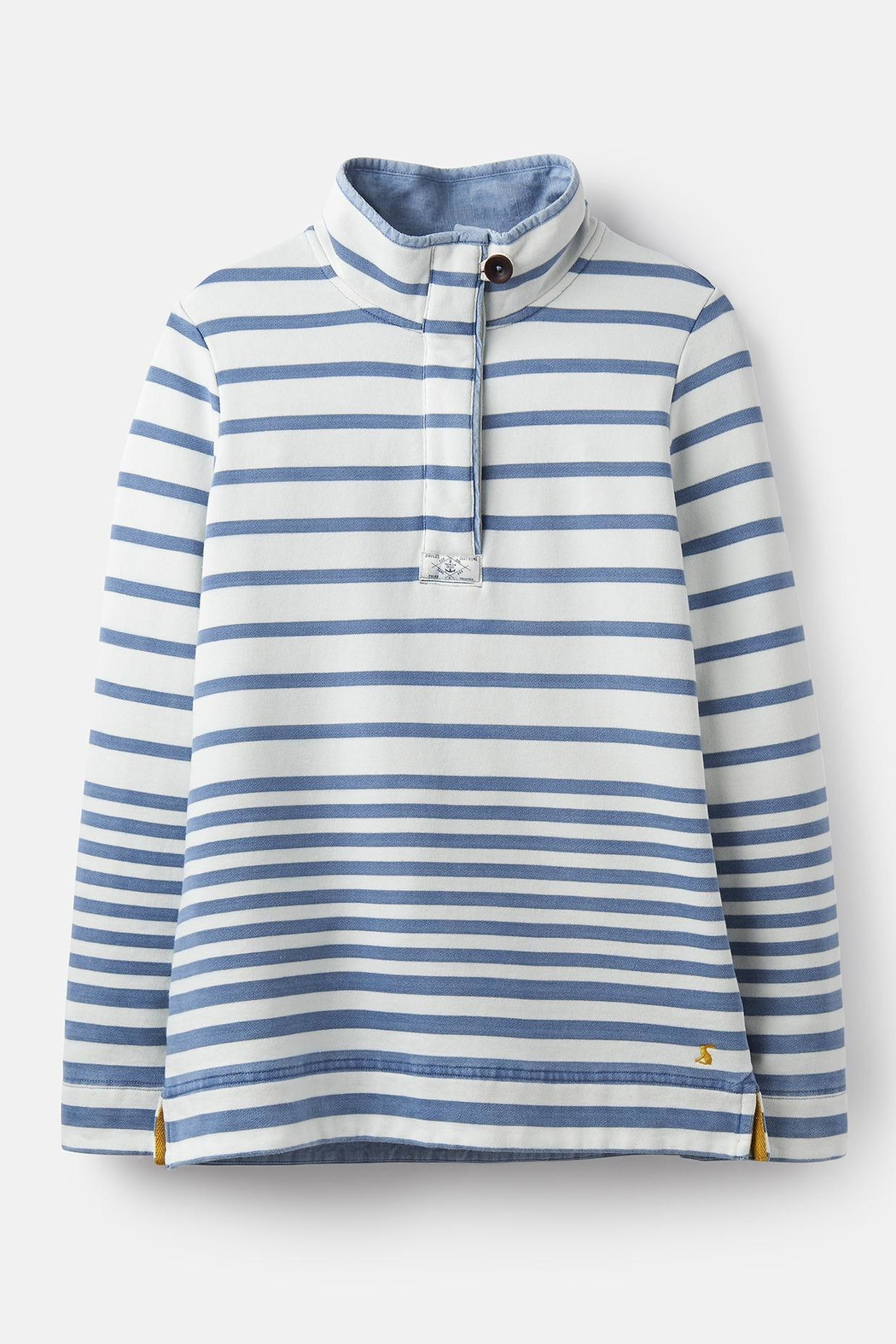 Joules High Neck Sweatshirt - Side Cropped Image