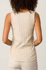Margaret O'Leary High Neck Tank - Side cropped
