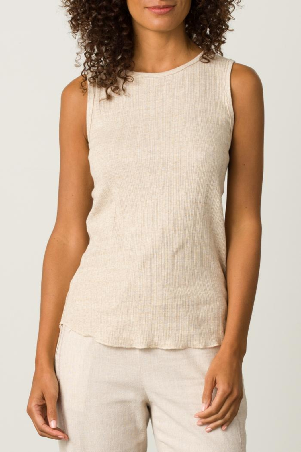 Margaret O'Leary High Neck Tank - Main Image