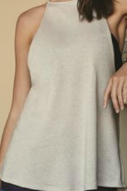 Alternative High Neck Tank - Front cropped