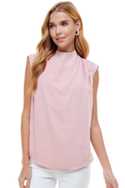 TCEC High Neck Top - Side cropped