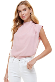TCEC High Neck Top - Front cropped