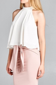 jane plus one High Neck Top - Side cropped