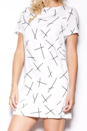 Pink Martini High Noon Dress - Front full body