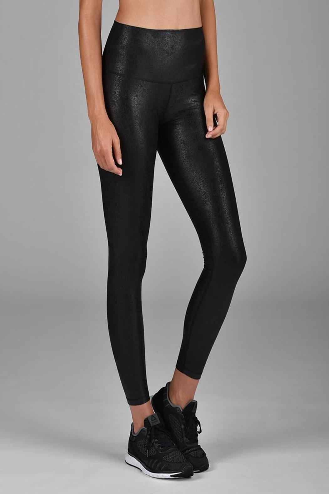 Glyder High Power Legging - Front Cropped Image