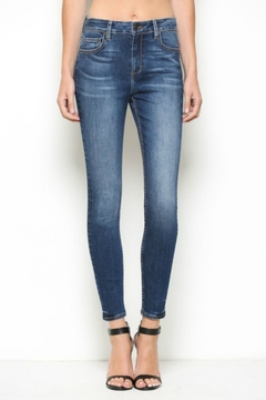 Hidden Jeans HIGH RISE ANKLE SKINNY - Product List Image