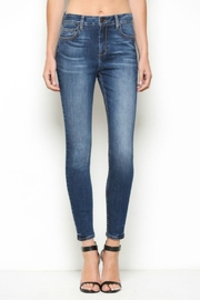 Hidden Jeans HIGH RISE ANKLE SKINNY - Product Mini Image