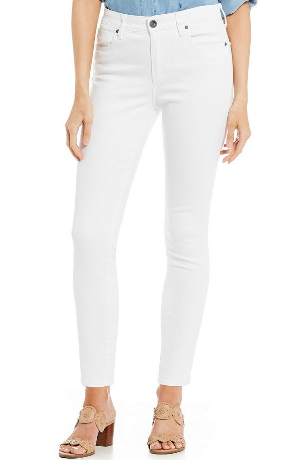 Kut from the Kloth High-Rise Ankle-Skinny Jeans - Main Image