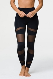 Onzie High Rise Bondage Legging with Mesh Panels - Product Mini Image