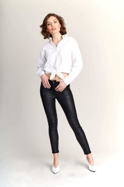 1822 Denim High Rise Coated - Product Mini Image