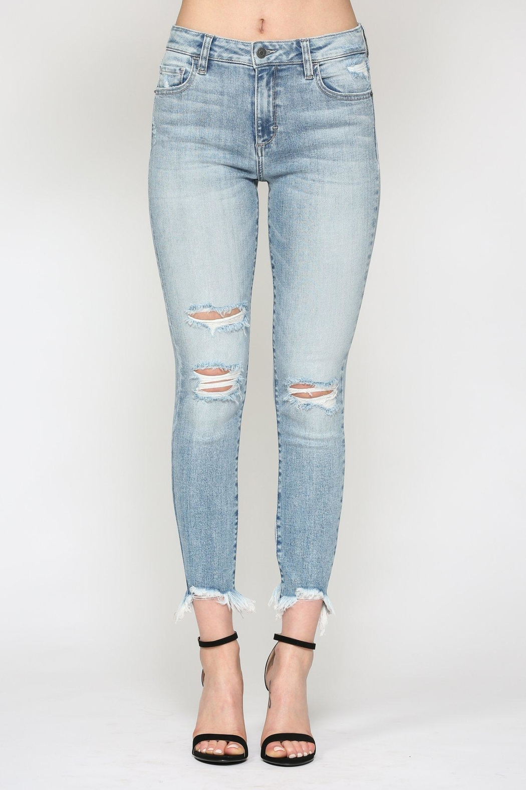 Hidden Jeans Taylor High Rise-Skinny - Main Image