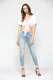 Hidden Jeans Taylor High Rise-Skinny - Front full body