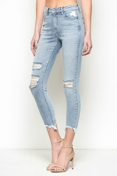 Hidden Jeans High Rise Crop Skinny - Product List Image