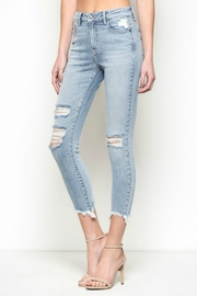 Hidden Jeans High Rise Crop Skinny - Product Mini Image