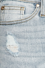 Celebrity Pink  High-Rise Distressed Jeans - Back cropped
