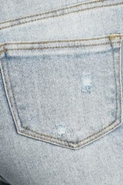 Celebrity Pink  High-Rise Distressed Jeans - Other