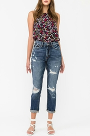 Kan Can High-Rise Jody Girlfriend-Jean - Front cropped