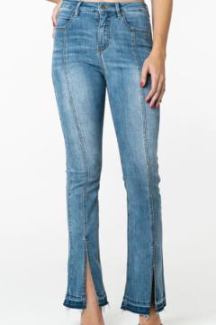 Funky Soul High rise kick flare jean - Product List Image