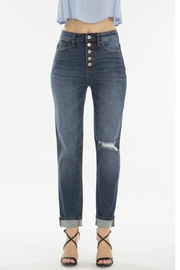 KanCan High-Rise Mom Jeans - Product Mini Image