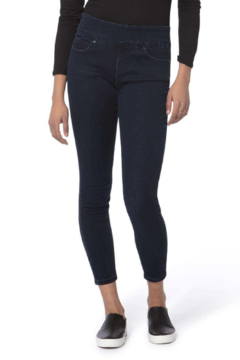 Lola Jeans High Rise Pull On Skinny Ankle Jean - Product List Image