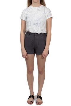 RVCA High Rise Short - Product List Image