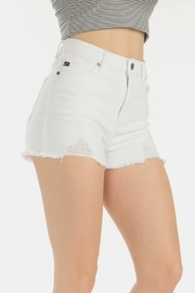 KanCan High Rise Shorts - Front full body