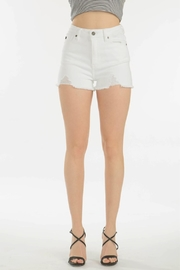 KanCan High Rise Shorts - Front cropped