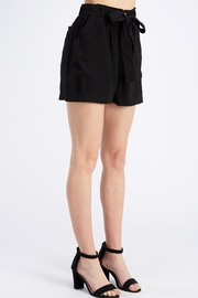 En Creme High Rise Shorts - Product Mini Image