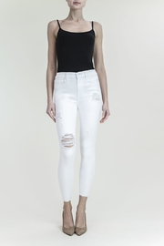 Level 99 High Rise Skinny - Front cropped