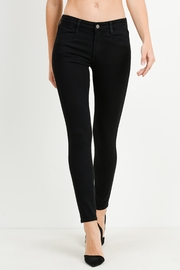 Just Black Denim High Rise Skinny - Product Mini Image