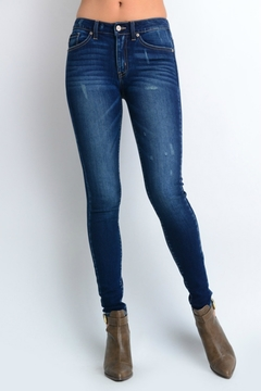 Kan Can HIGH RISE SKINNY - Product List Image