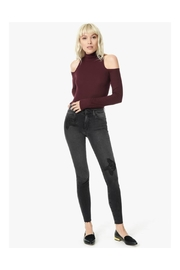 Joe's Jeans High Rise Skinny - Back cropped