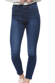 Dex High Rise Skinny Ankle - Product Mini Image