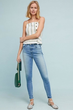 Shoptiques Product: High-Rise Skinny Jeans