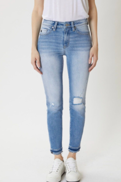 KanCan High Rise Skinny Jeans - Product List Image