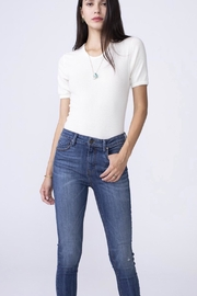 Unpublished High Rise Skinny's - Back cropped
