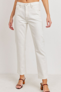 Shoptiques Product: High Rise Straight Jean