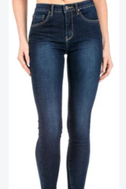 Funky Soul High rise stretch - Front cropped