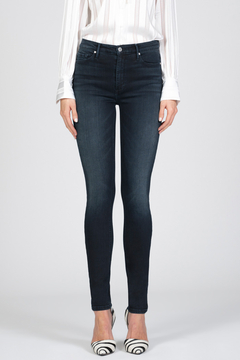 Black Orchid Denim High Rise Super Skinny Jean - Product List Image