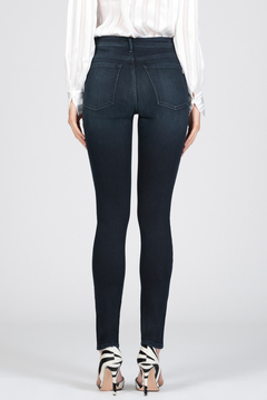 Black Orchid Denim High Rise Super Skinny Jean - Alternate List Image