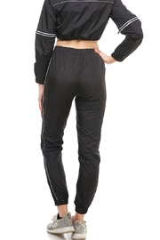 Hot & Delicious High-Rise Track Pants - Side cropped