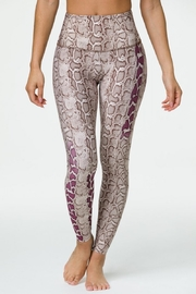 Onzie High Rise Viper Graphic Legging - Front cropped