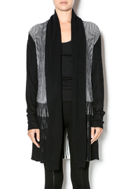 High Secret Vertical Stripe Cardigan - Product Mini Image