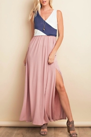 143 Story High Slit Maxi - Product Mini Image