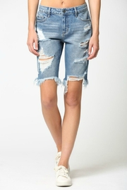 Hidden Jeans HIGH STRESS BERMUDA - Product Mini Image
