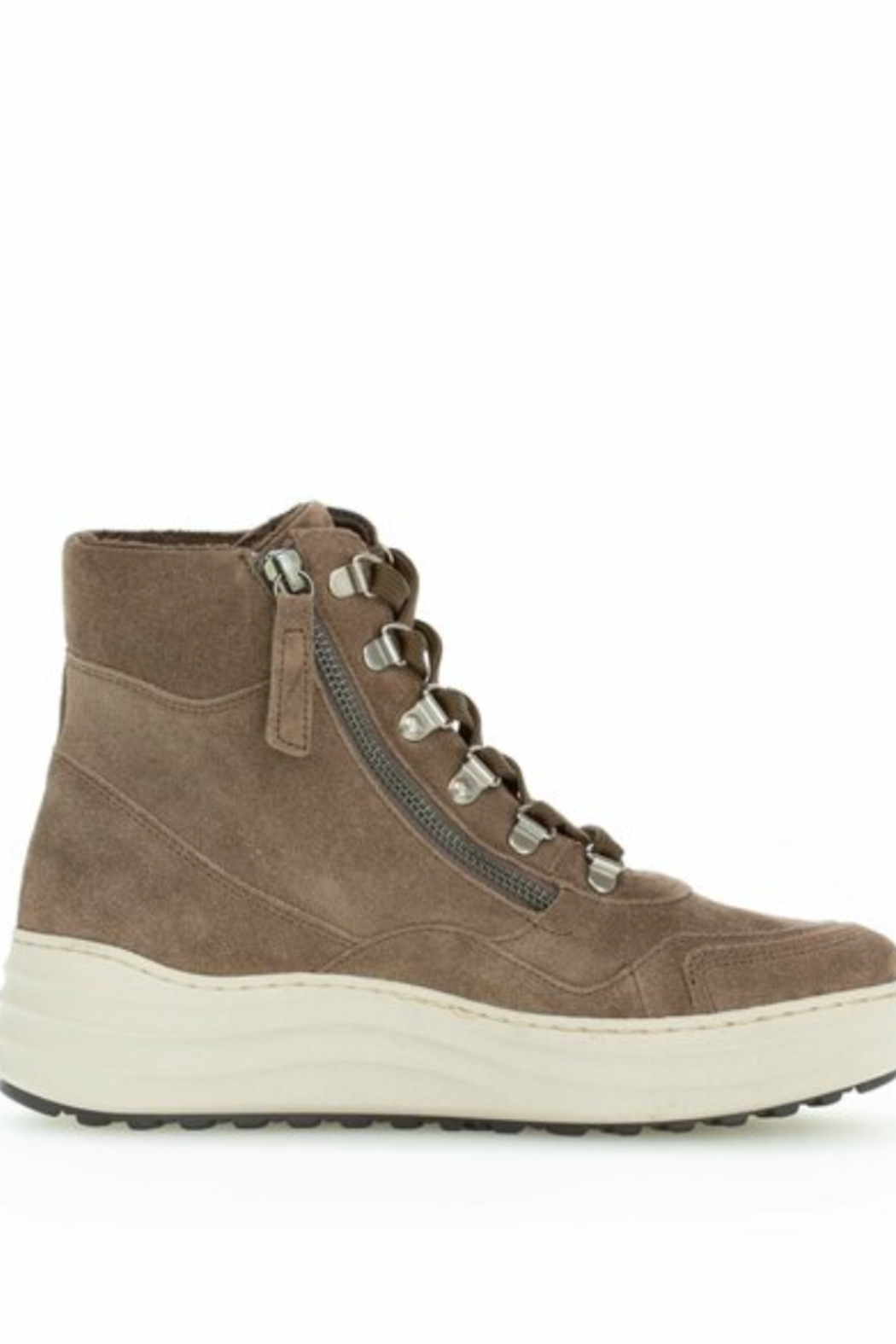 Gabor High Top  Sneaker - Front Full Image
