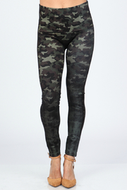M. Rena High Waist Camo Legging - Product Mini Image