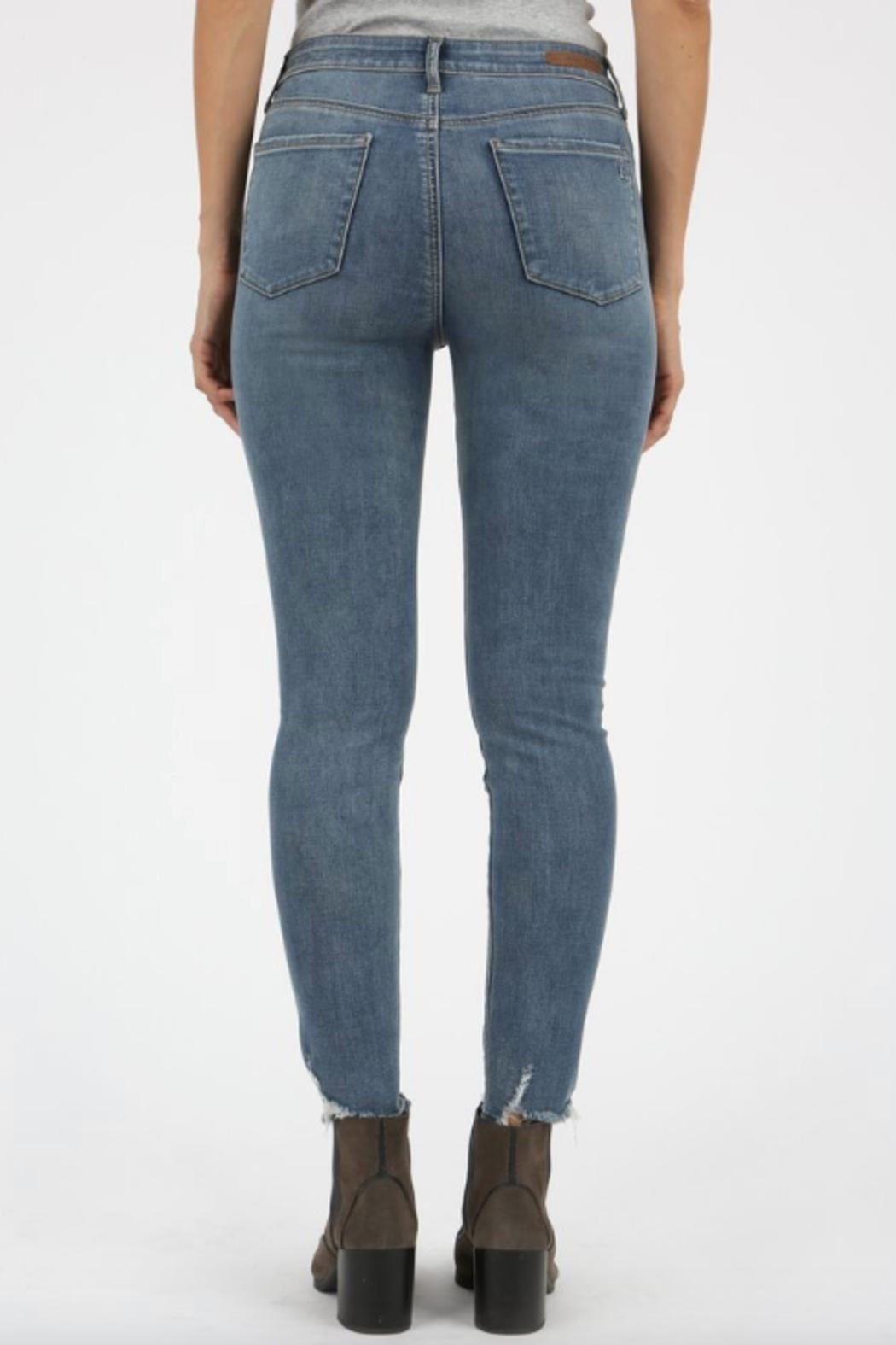 Articles of Society High Waist Jeans - Front Full Image