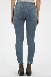 Articles of Society High Waist Jeans - Front full body