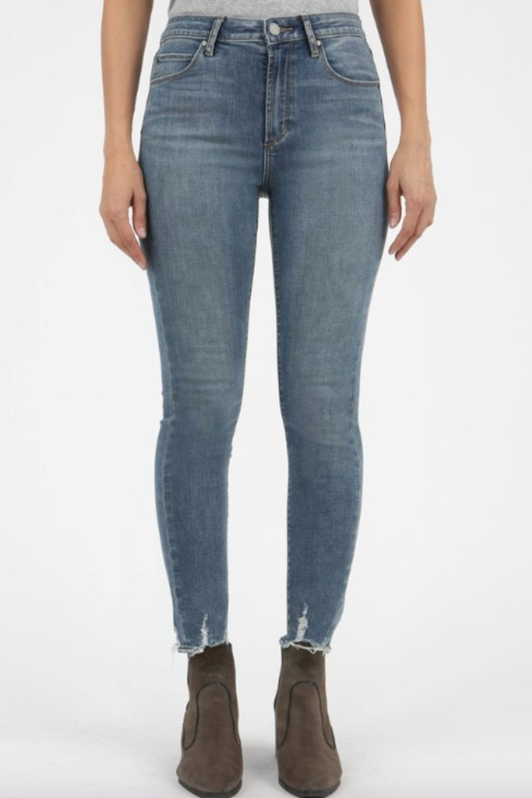 Articles of Society High Waist Jeans - Main Image